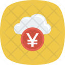 Atmosphere Climate Cloudcoin Icon