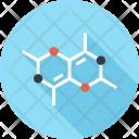 Atom Chemistry Nolecule Icon