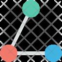 Atom Electron Nuclear Icon