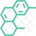 Atom Electron Molecular Icon