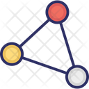 Atom Chemistry Electron Icon