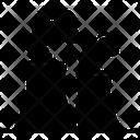 Atom Atomic Hazardous Icon
