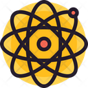 Atom Science Atomic Science Icon
