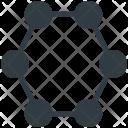 Atom Education Electrons Icon