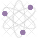 Physics Atom Science Icon