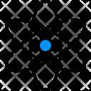Atom Chemical Chemistry Icon