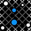 Atom Molecule Chemical Icon