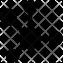 Atom Bio Genome Icon