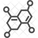 Chemistry Atom Structure Icon