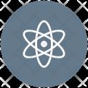 Atom Atomic Chemistry Icon