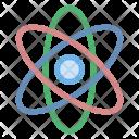 Atom Atomic Molecule Icon