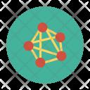 Atom Education Science Icon