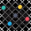 Science Atom Molecule Icon