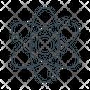 Atom Atoms Core Icon