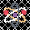 Science Atom Bonding Icon