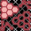 Atom Molecular Science Icon