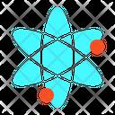Atom Idea Research Icon