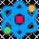 Atom Science Atomic Icon