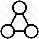 Atom Atom Bond Electron Icon