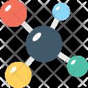 Electron Atom Molecular Icon