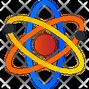 Atom Molecule Electron Icon