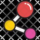 Electron Atom Atomic Icon