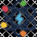 Atom Nuclear Atomic Icon