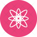 Atom Science Icon