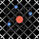 Atom Atomic Research Icon