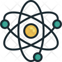 Atomic Science Research Icon