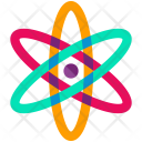 Science Atom Icon