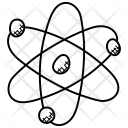 Atom Symbol Atomic Icon