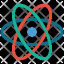 Atom Molecular Atomic Icon