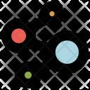 Science Molecule Atom Icon