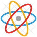 Atom Molecular Atomic Icon