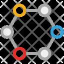 Atom Molecular Molecule Icon