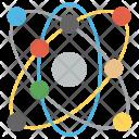 Atom Atomic Symbol Icon