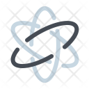 Atom Cell Structure Icon