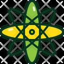 Atom Energy Nuclear Icon