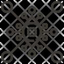 Atom Icon