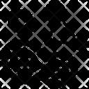Atom Cells Icon