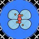 Atom Chemistry Icon