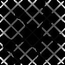 Atom Connection Icon