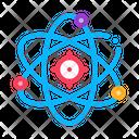 Atom Molecule Goal Icon