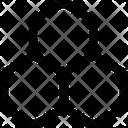 Atom Molecule Icon
