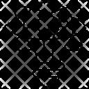 Atom Orbit Icon