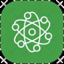Atom Plant Science Icon