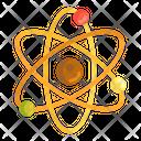 Atom Power Icon