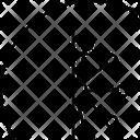 Atom Science Half Icon