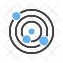 Atomic Structure Atom Icon